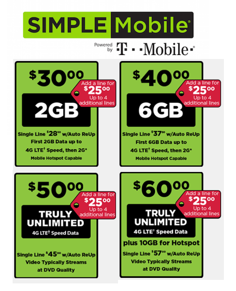 Simply Mobile   Your One Stop Wireless Store